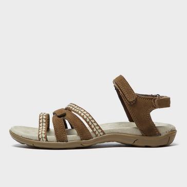 Tan Peter Storm Women's Lynmouth Sandal