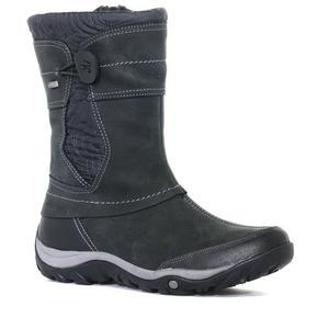 MERRELL Women's Dewbrook Apex Zip Waterproof Winter Boot
