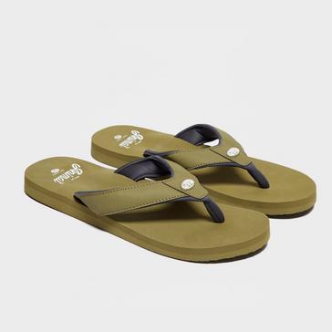 064a85687 ANIMAL Men s Bazil Flip Flops