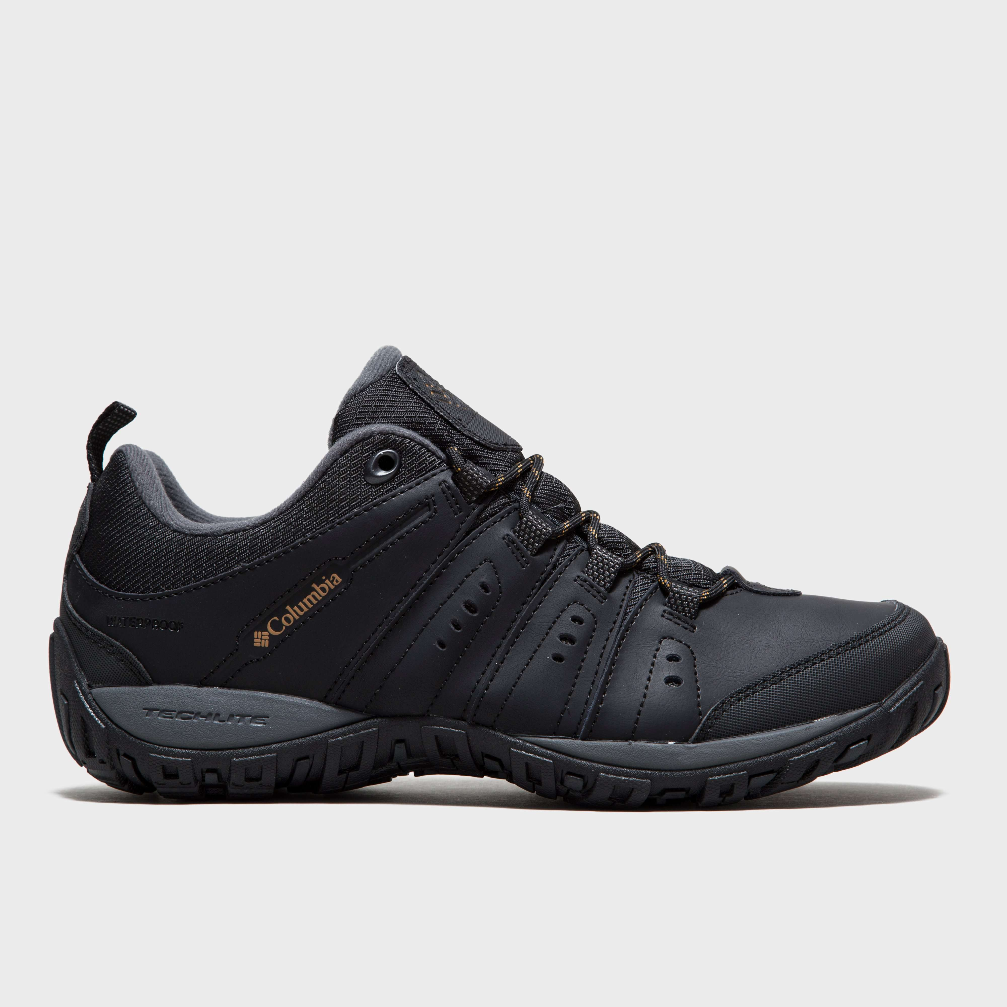 COLUMBIA Men's Woodburn II Waterproof Shoe