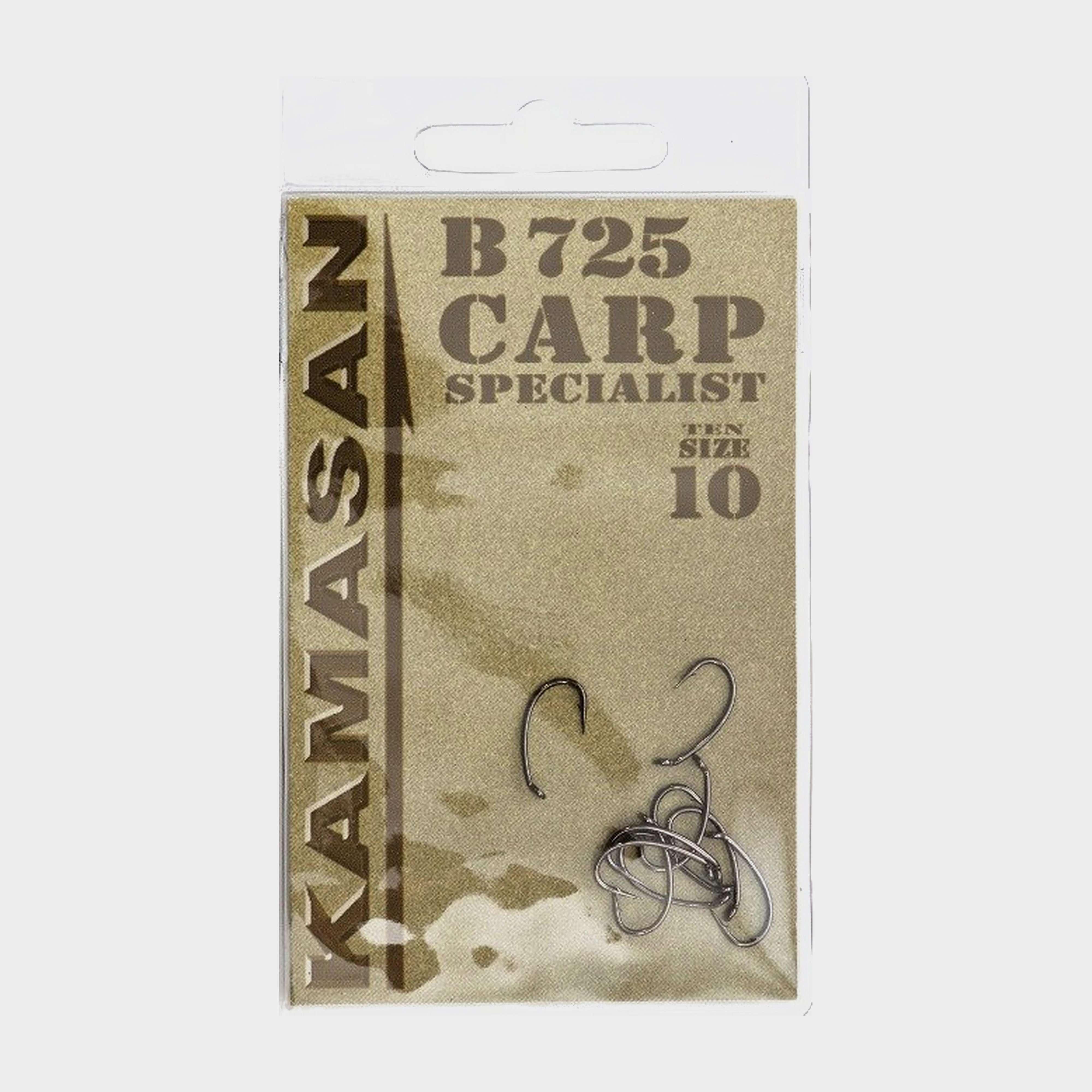 KAMASAN B745 Carp Fishing Hooks – Size 10