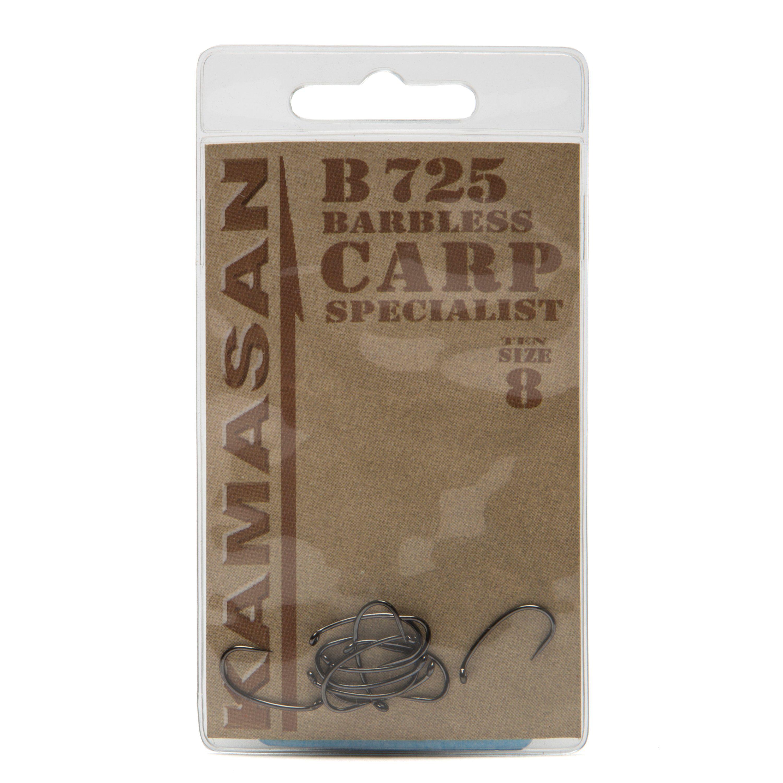 KAMASAN B725 Carp Fishing Hooks - Size 8