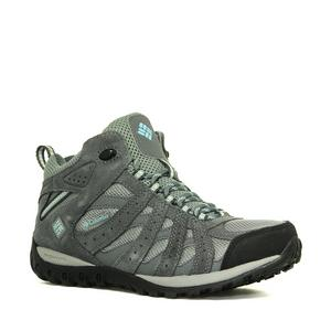 COLUMBIA Women's Redmond Mid Waterproof Hiking Shoe