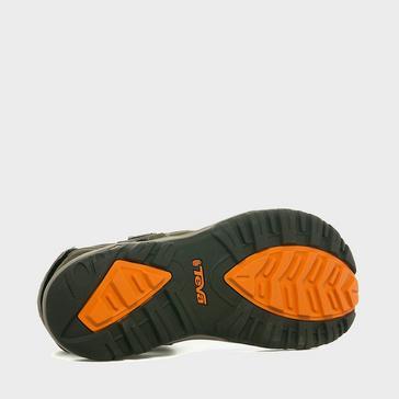 Brown Teva Men's Hudson Sandal