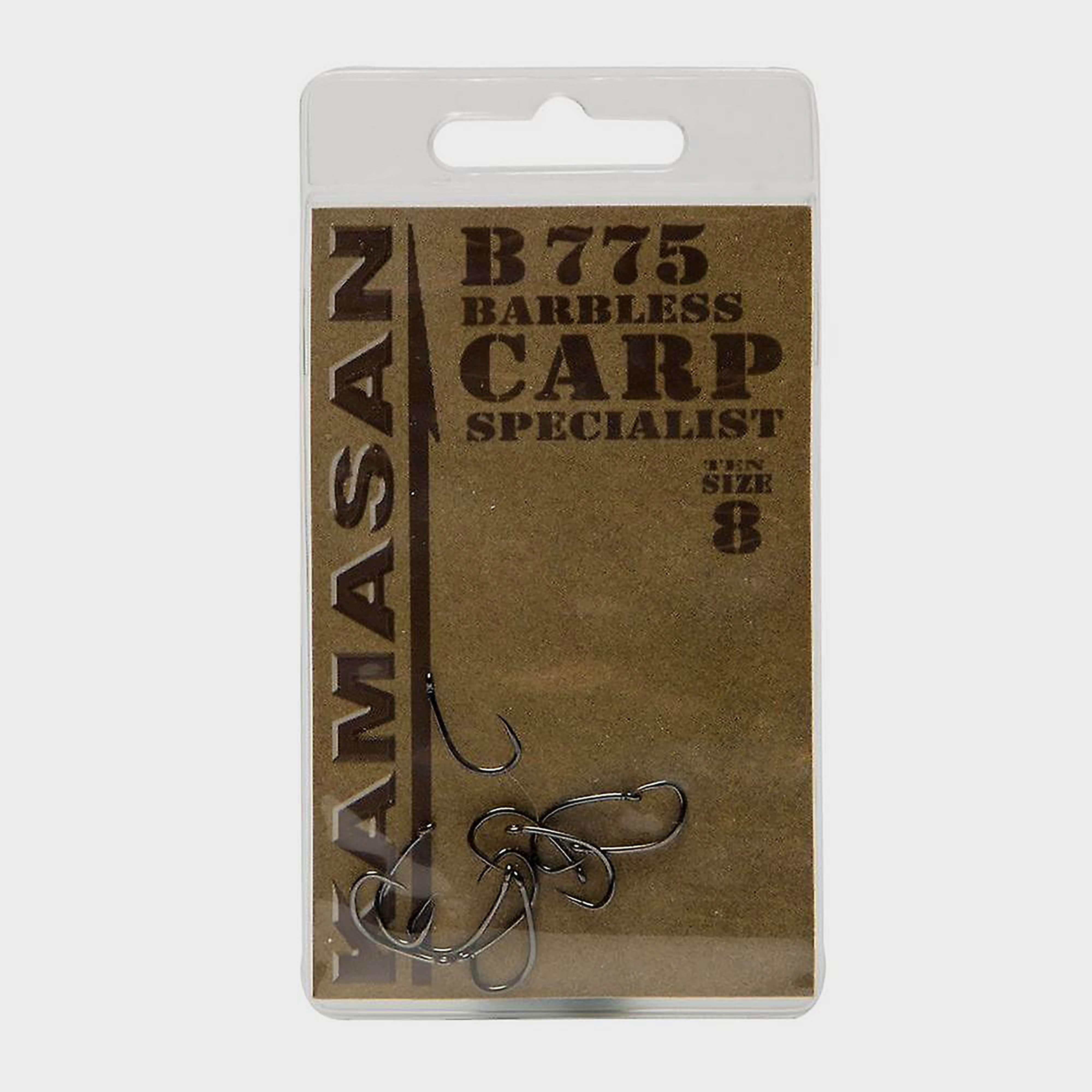 KAMASAN B775 Carp Fishing Hooks - Size 7