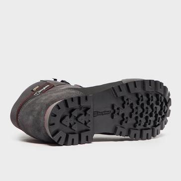 Black Berghaus Men's Baltra Trek GORE-TEX® Walking Boots