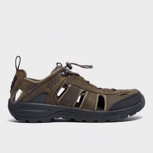 TEVA Men's Kimtah Leather Sandal