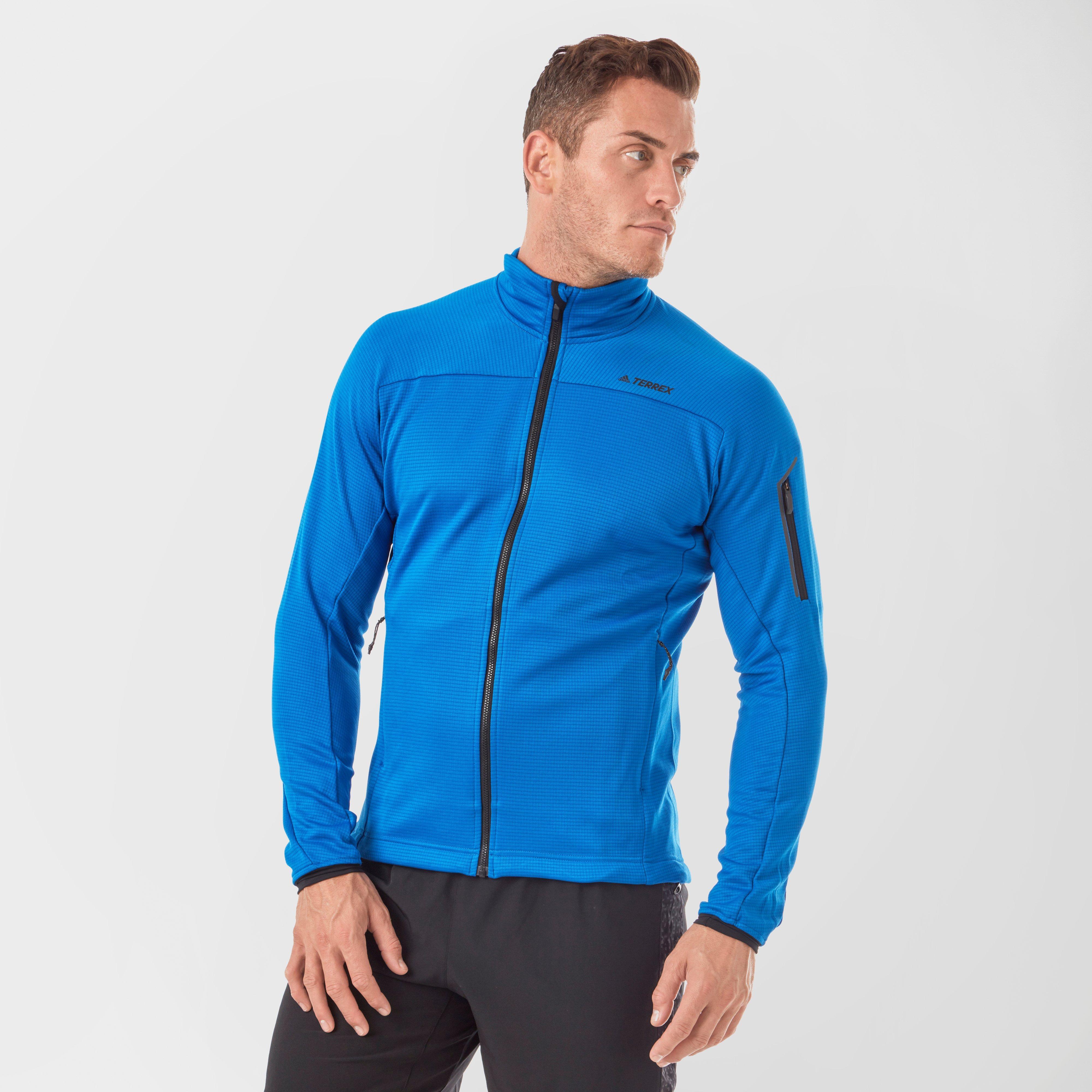 Détails sur Neuf adidas Veste polaire Terrex Stockhorn à manches longues pour homme