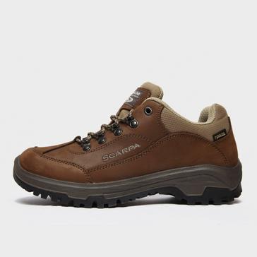 Brown Scarpa Women's Cyrus GORE-TEX® Walking Shoe