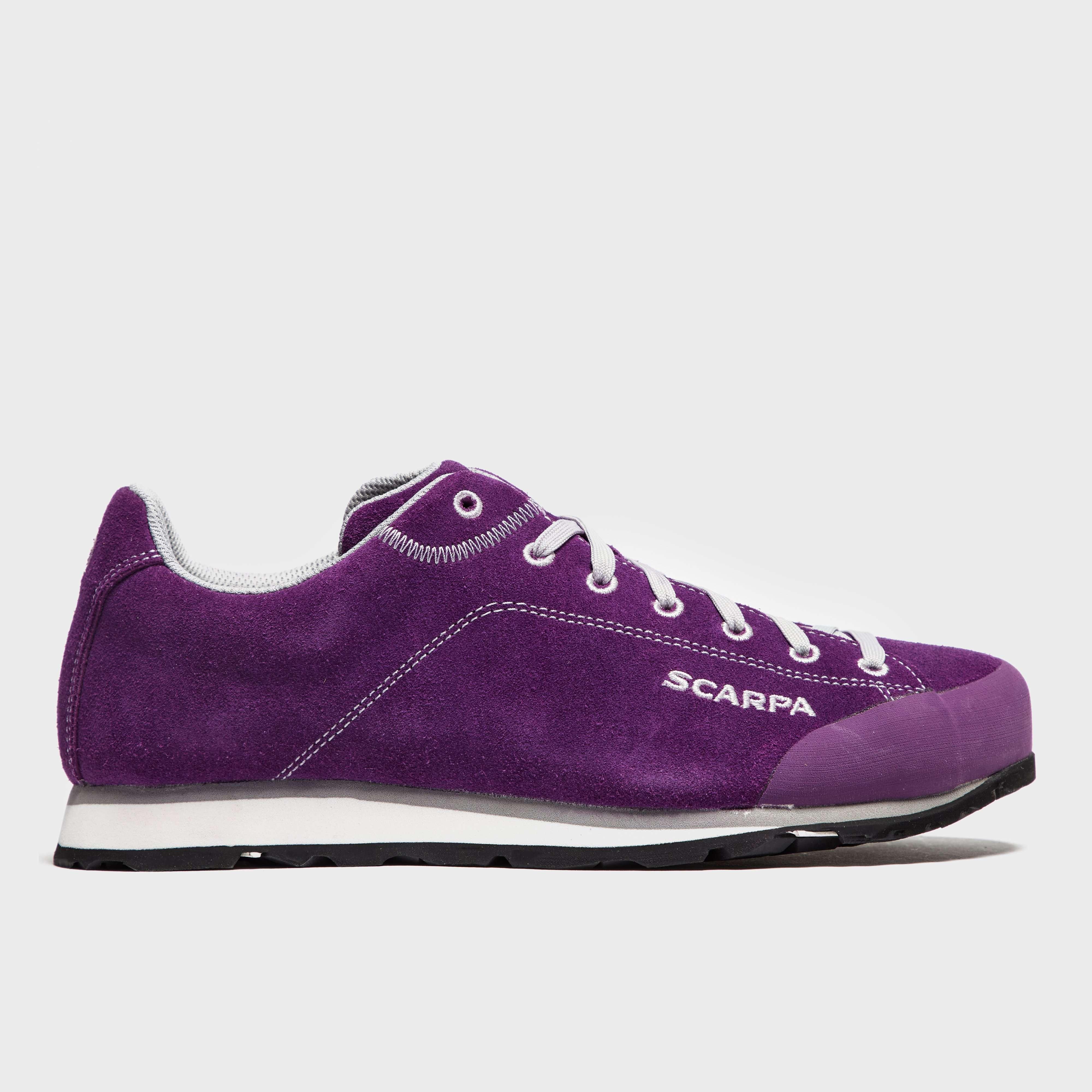 SCARPA Women's Margarita Suede Walking Shoe