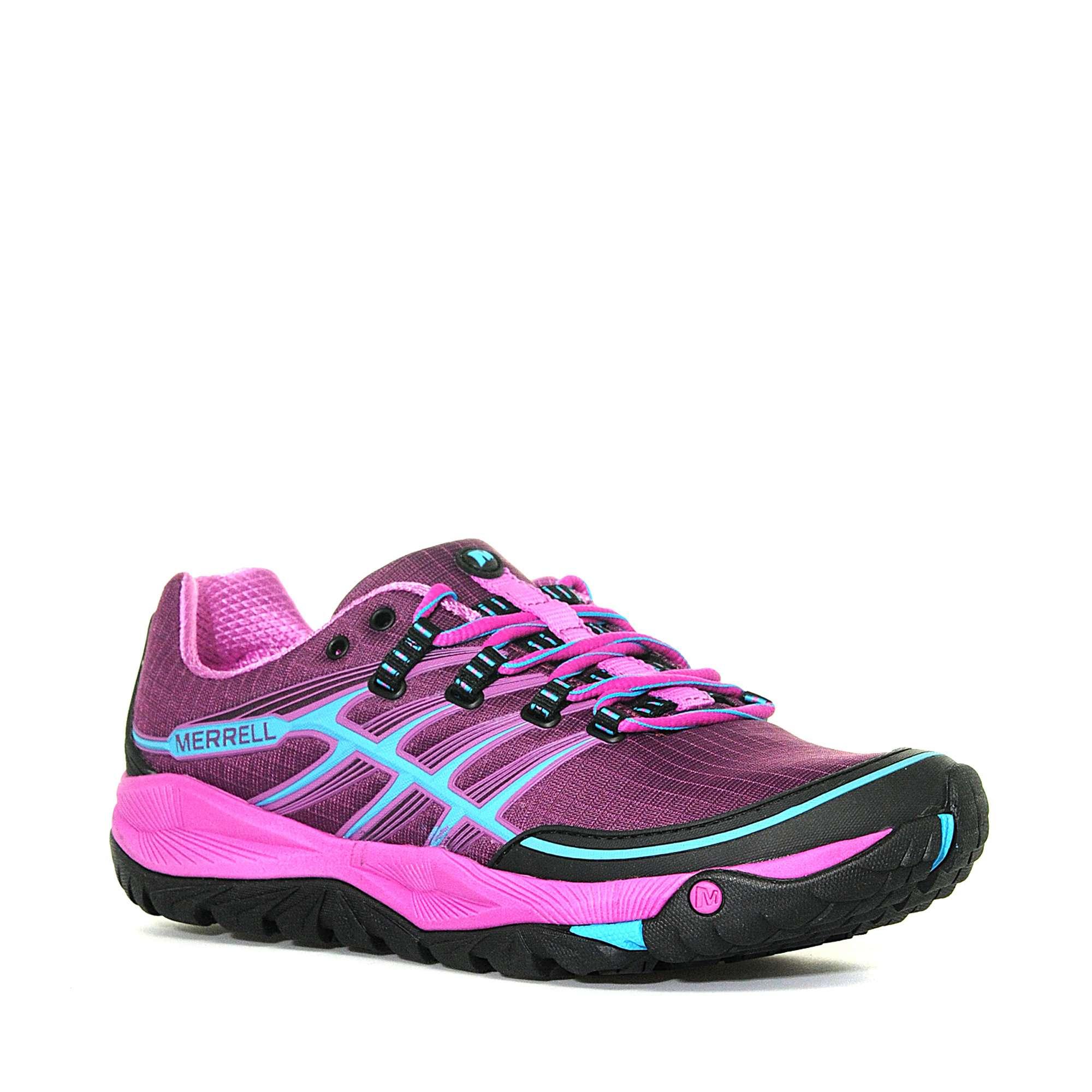 MERRELL Women's All-Out Rush Trail Running Shoe