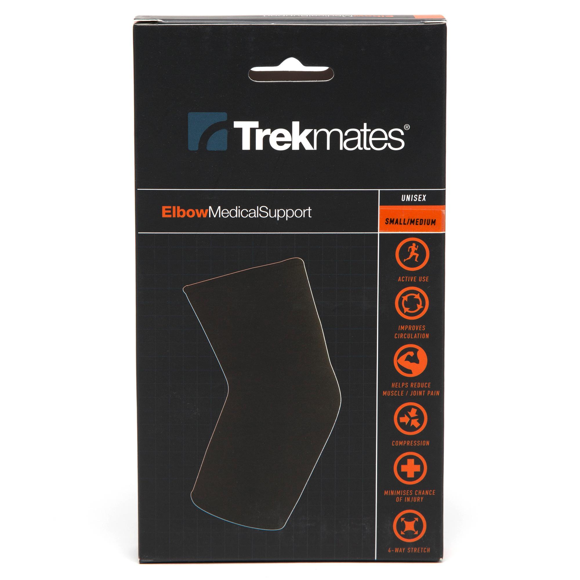 Trekmates Trekmates Elbow Medical Support - Black, Black