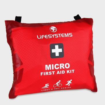 Red Lifesystems Light & Dry Micro First Aid Kit