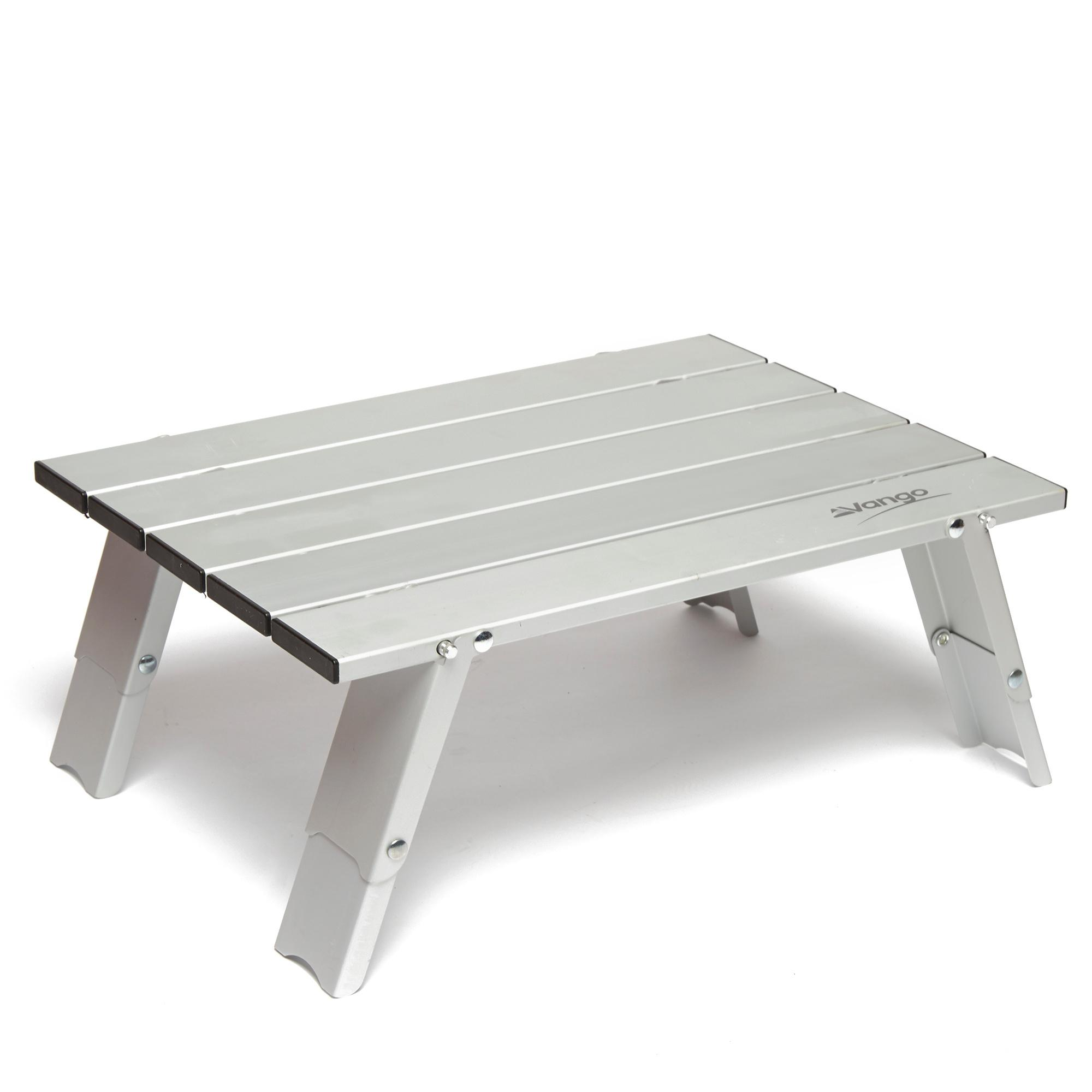 Silver VANGO Hawthorn Table  sc 1 st  Millets & Camping Tables | Folding Camping Tables | Millets