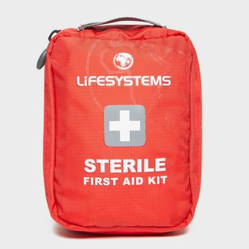 Red Lifesystems Sterile First Aid Kit