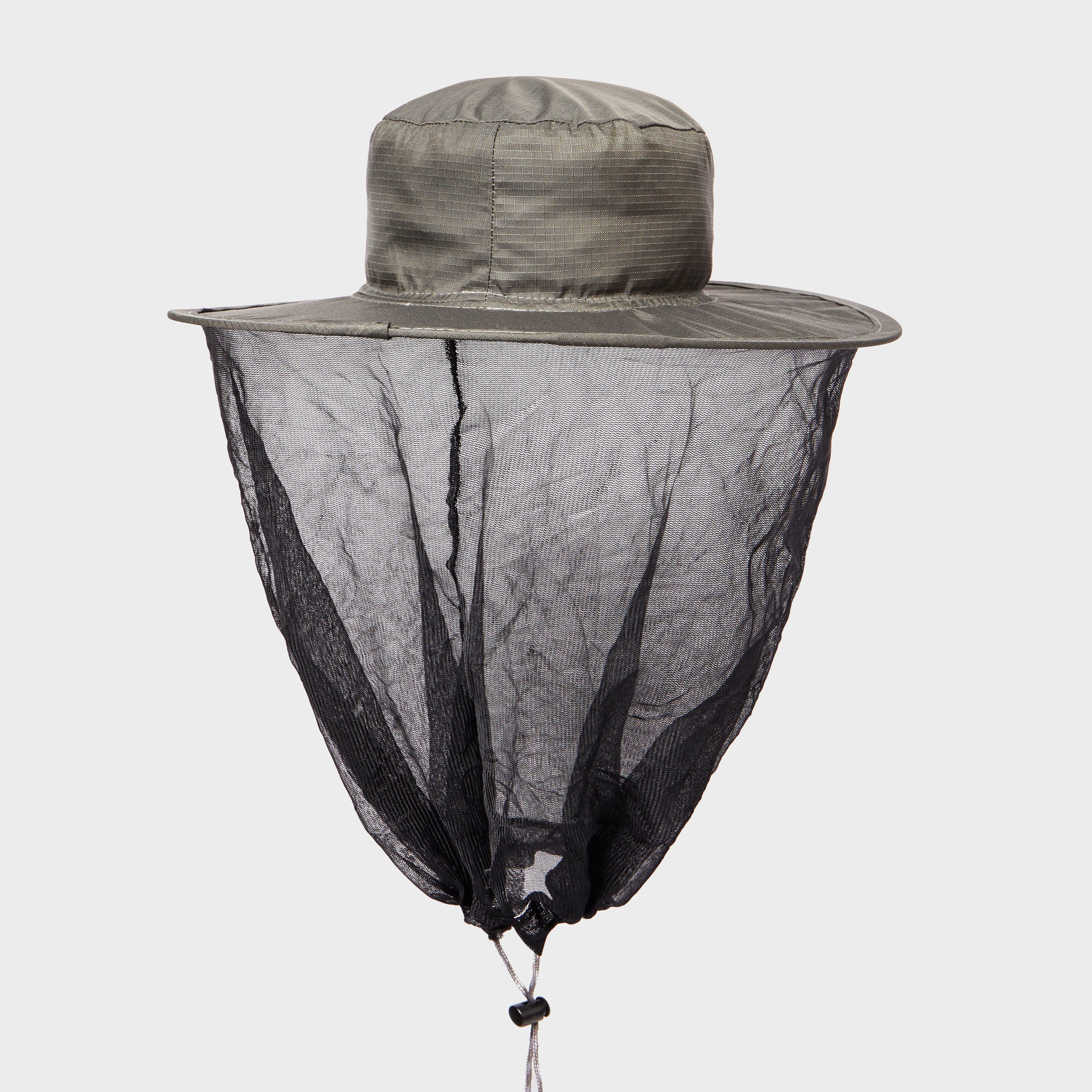 Lifesystems Lifesystems Pop Up Mosquito Head Net Hat - Black, Black