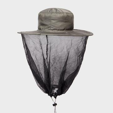 Black Lifesystems Pop Up Mosquito Head Net Hat