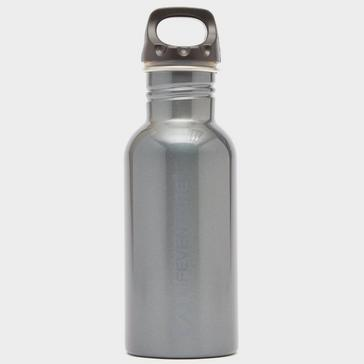 Silver Clarks Bottle Cage