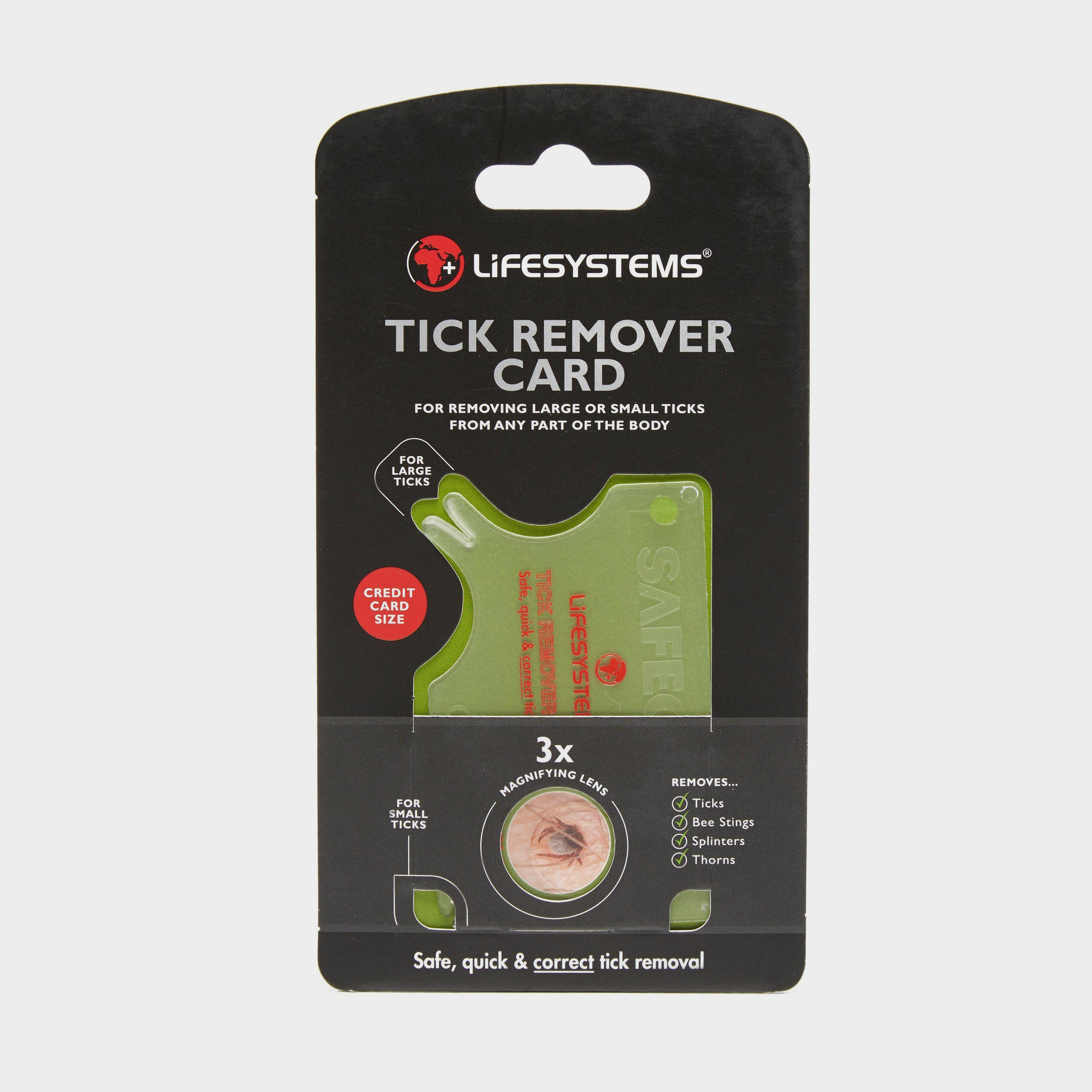 Lifesystems Lifesystems Tick Remover - N/A, N/A