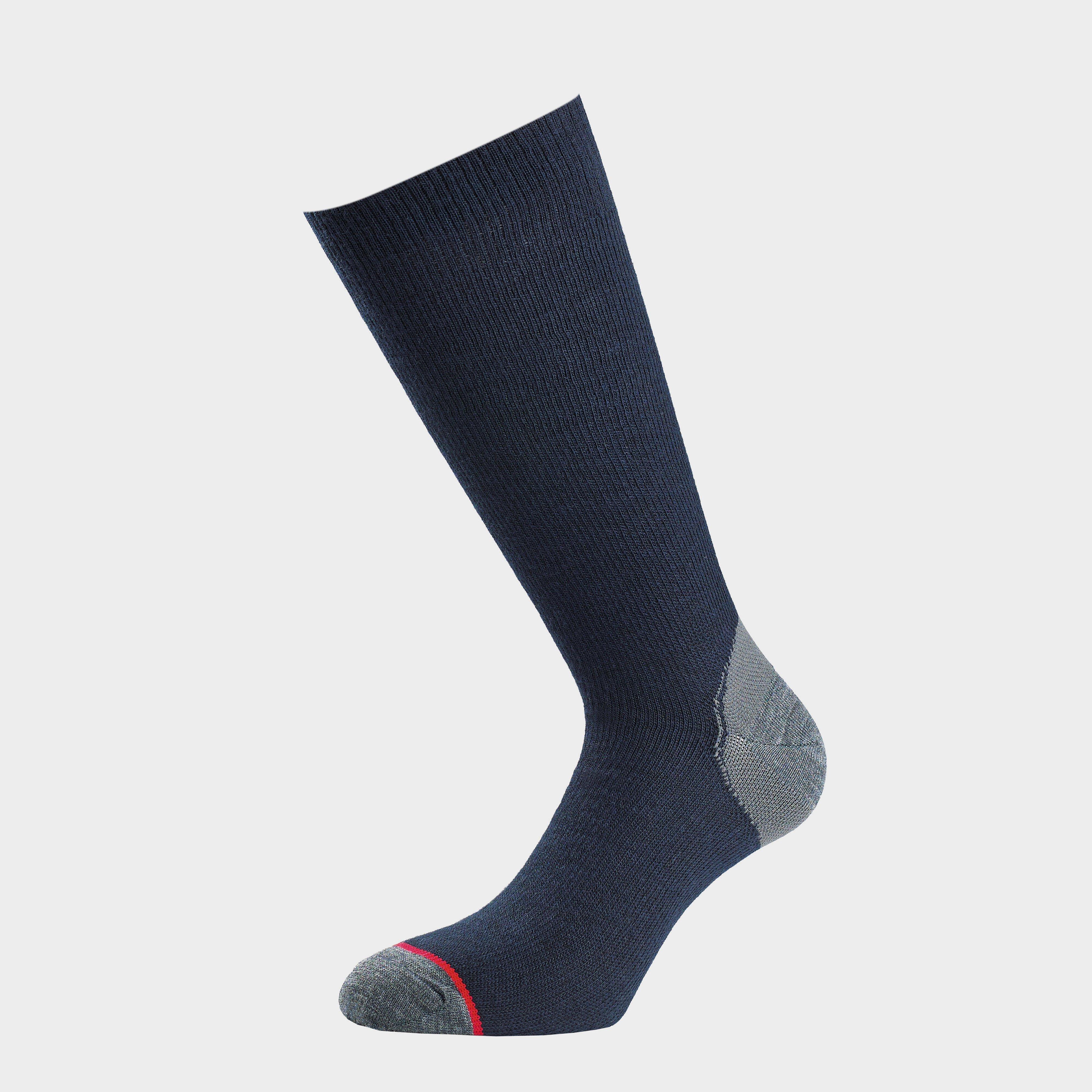 Image of 1000 Mile Men's Ultimate Lightweight Walking Socks, Black