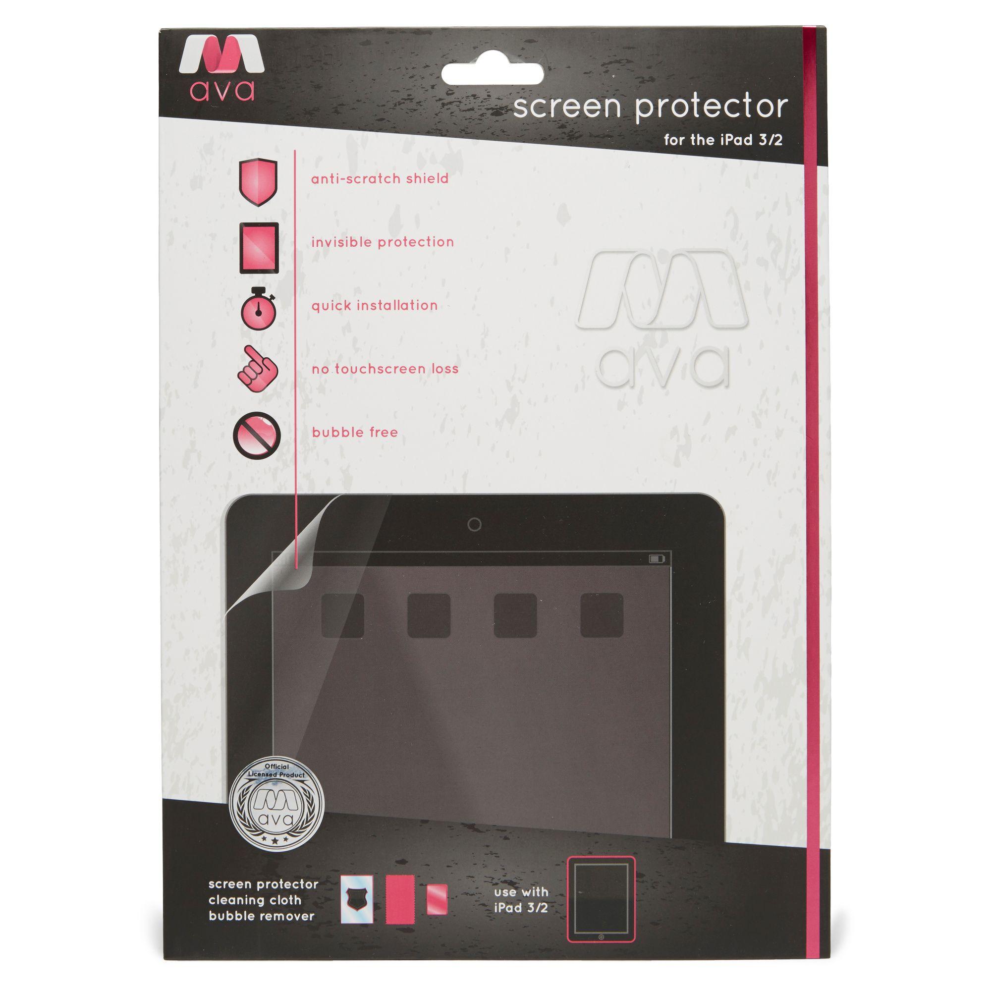 BOYZ TOYS iPad 2 & 3 Screen Protector