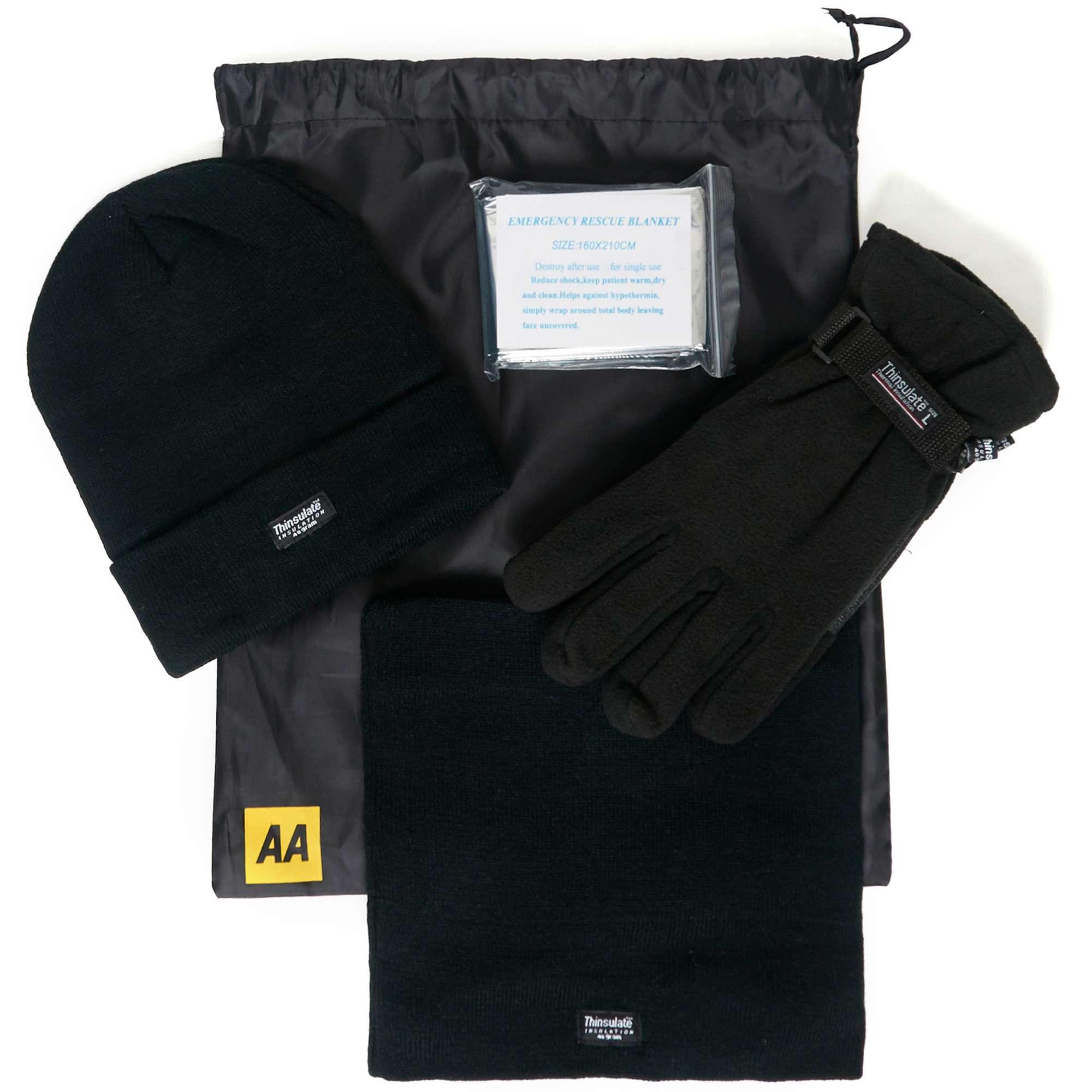 AA Car Essentials Winter Warmer Kit