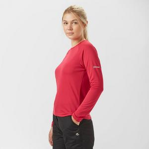 BERGHAUS Women's Long Sleeve Crew Baselayer