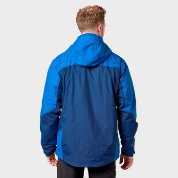 Navy Peter Storm Men's Lakeside III 3 in 1 Jacket