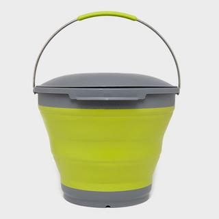 Collapsible Bucket and Lid