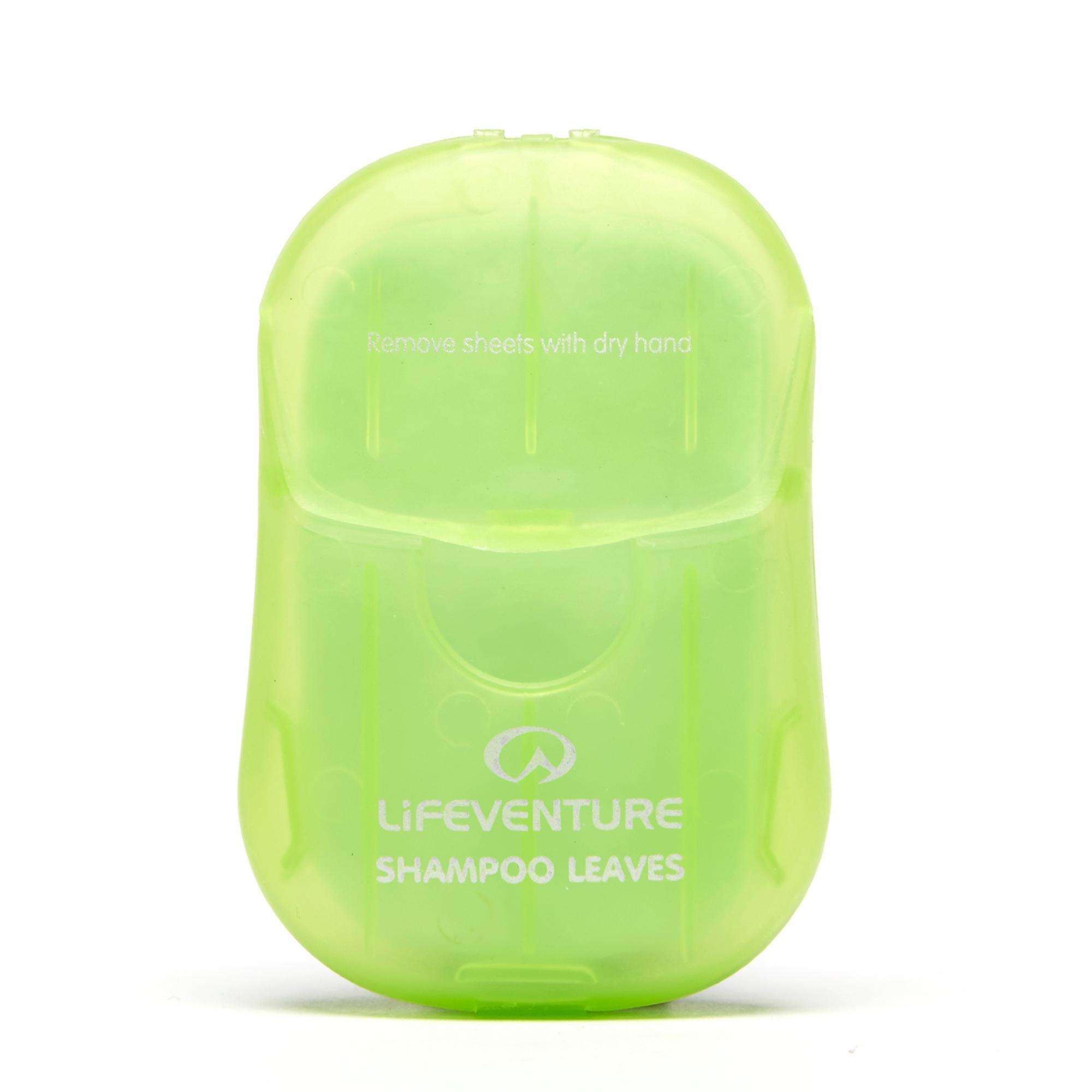 Lifeventure Lifeventure Shampoo Leaves - Green, Green