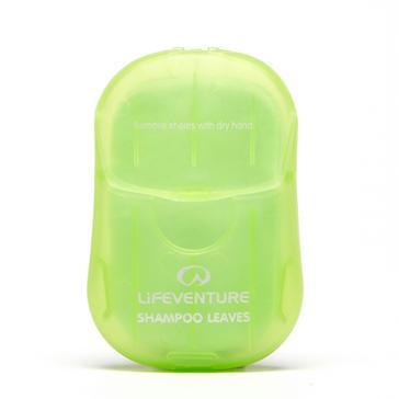 Green LIFEVENTURE Shampoo Leaves