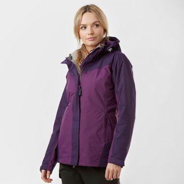 fbc894c3e2844 Purple PETER STORM Women's Lakeside 3 in 1 Jacket ...
