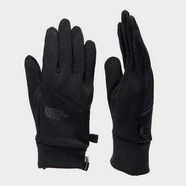 fa1a9e76e72 Black THE NORTH FACE Men s Etip Gloves