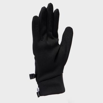 Black The North Face Men's Etip Gloves