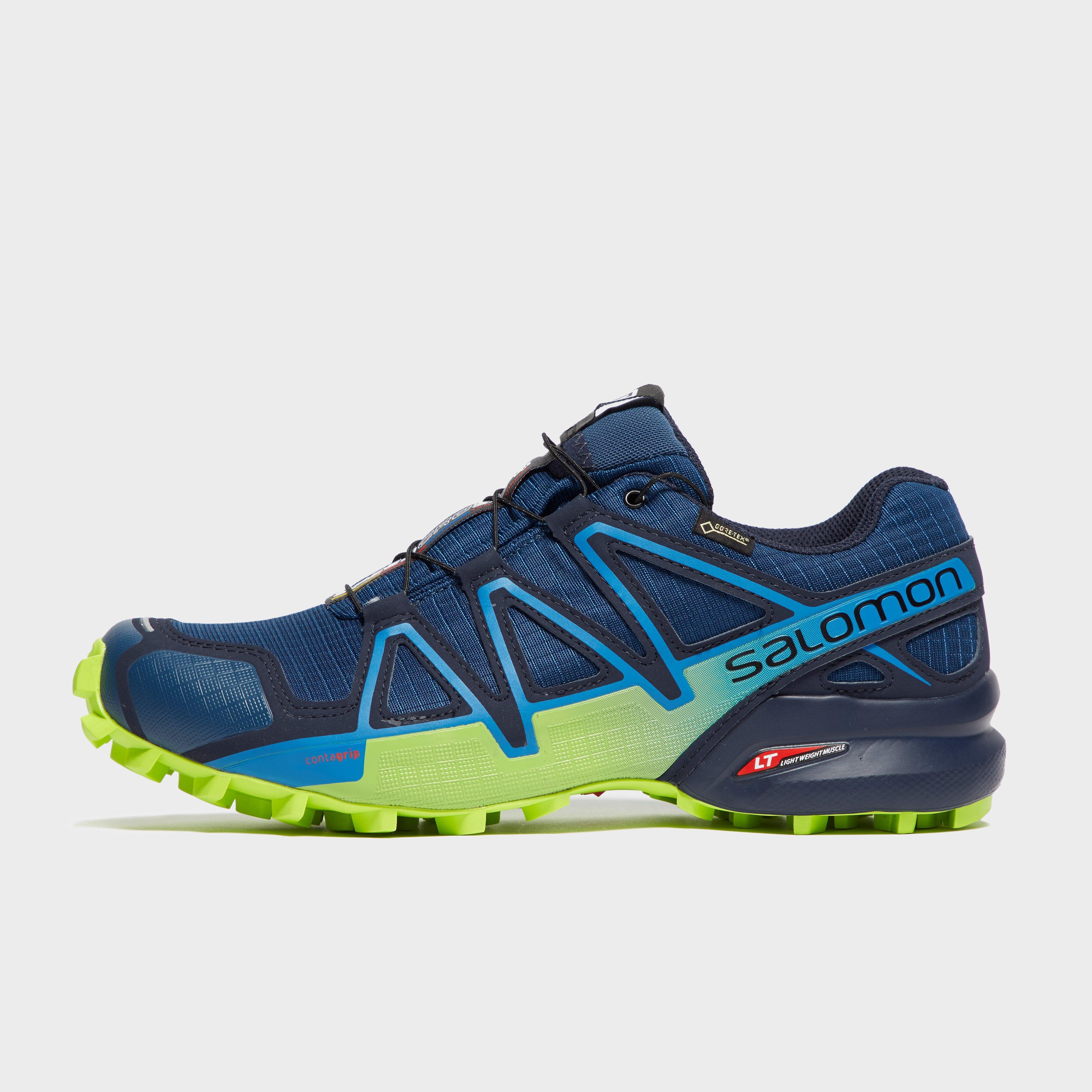 c52f4878d8f8 Salomon Men s Speedcross 4 CS GORE-TEX® Trail Running Shoes image 1