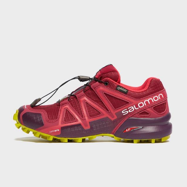 Women's Speedcross 4 GORE TEX® Trail Running Shoes