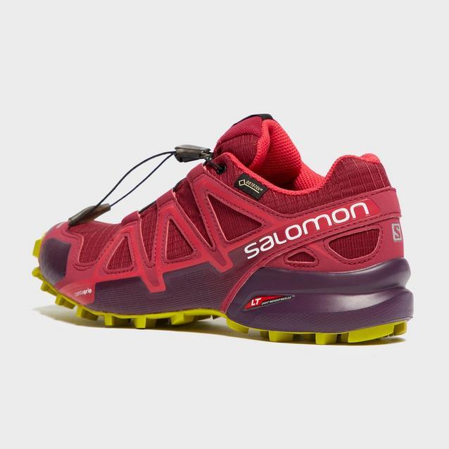 meilleur pas cher c30b1 9139b Women's Speedcross 4 GORE-TEX® Trail Running Shoes