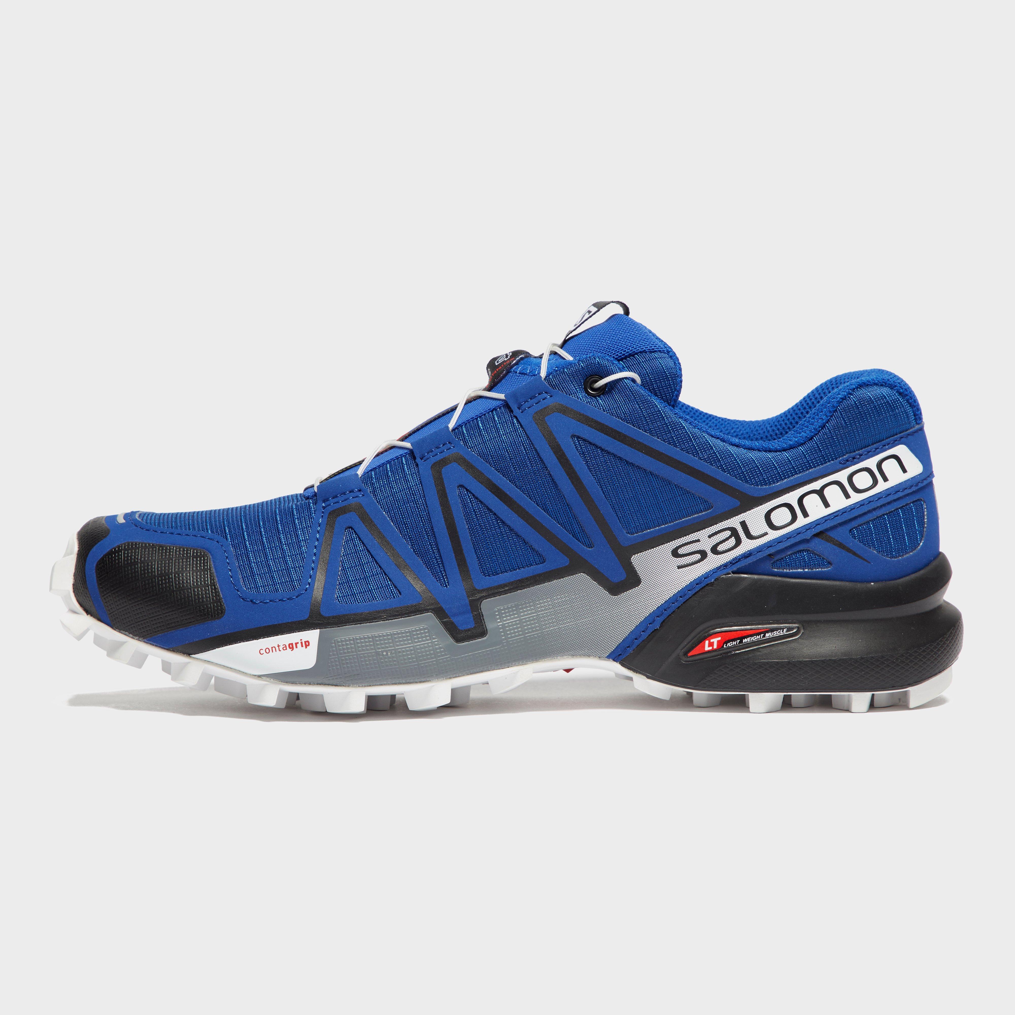 timeless design c2ae0 a648c Salomon Men s Speedcross 4 Trail Running Shoes