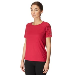 BERGHAUS Women's Short Sleeve Crew Baselayer
