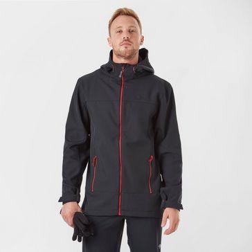 64e707caf1519 Black PETER STORM Men's Hooded Softshell II Jacket ...