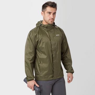 Green Peter Storm Men's Packable Jacket