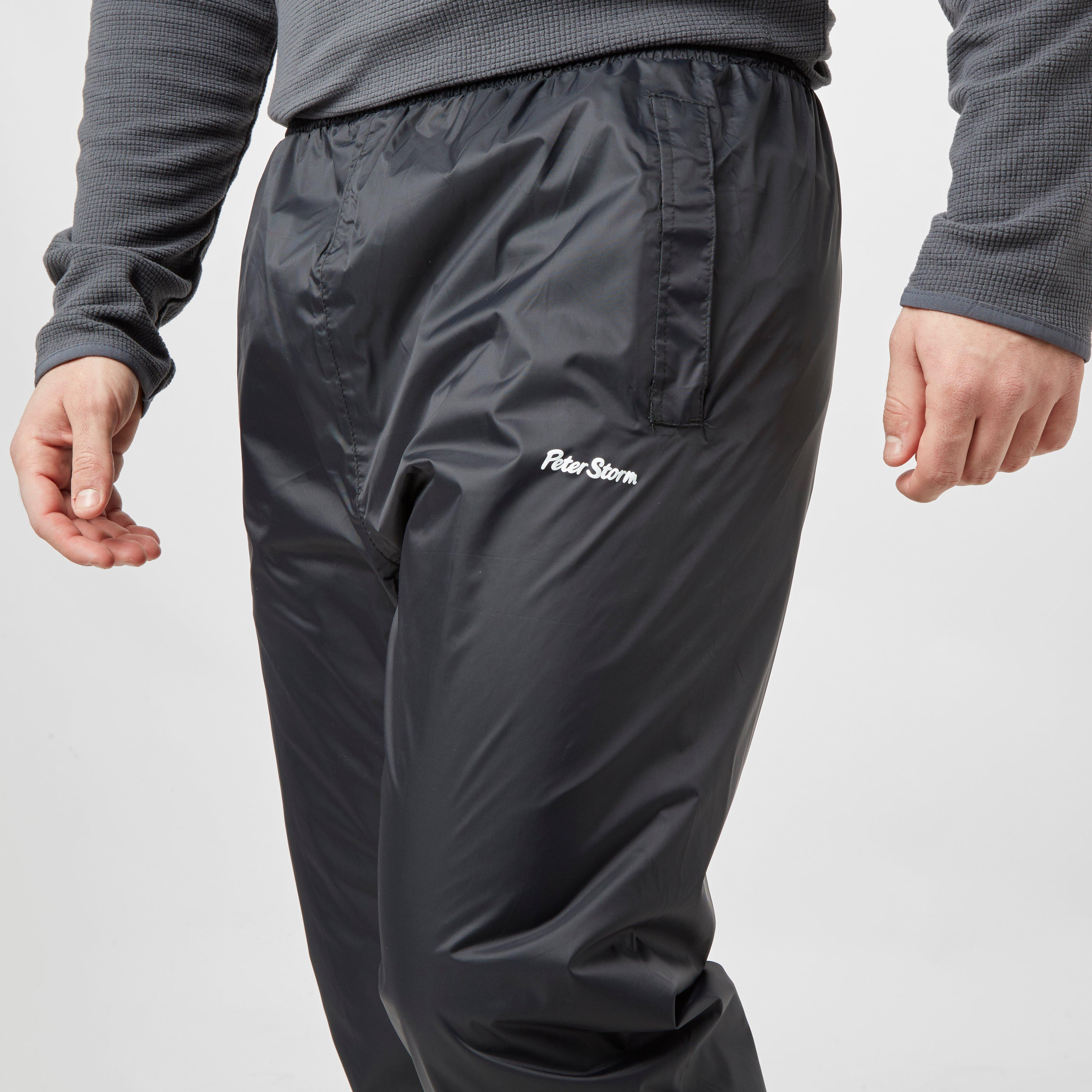Peter Storm Mens Packable Backpacking Hiking Pants