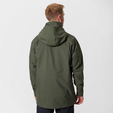 Khaki Brasher Men's Grisedale Waterproof Jacket