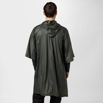 Green Peter Storm Men's Poncho