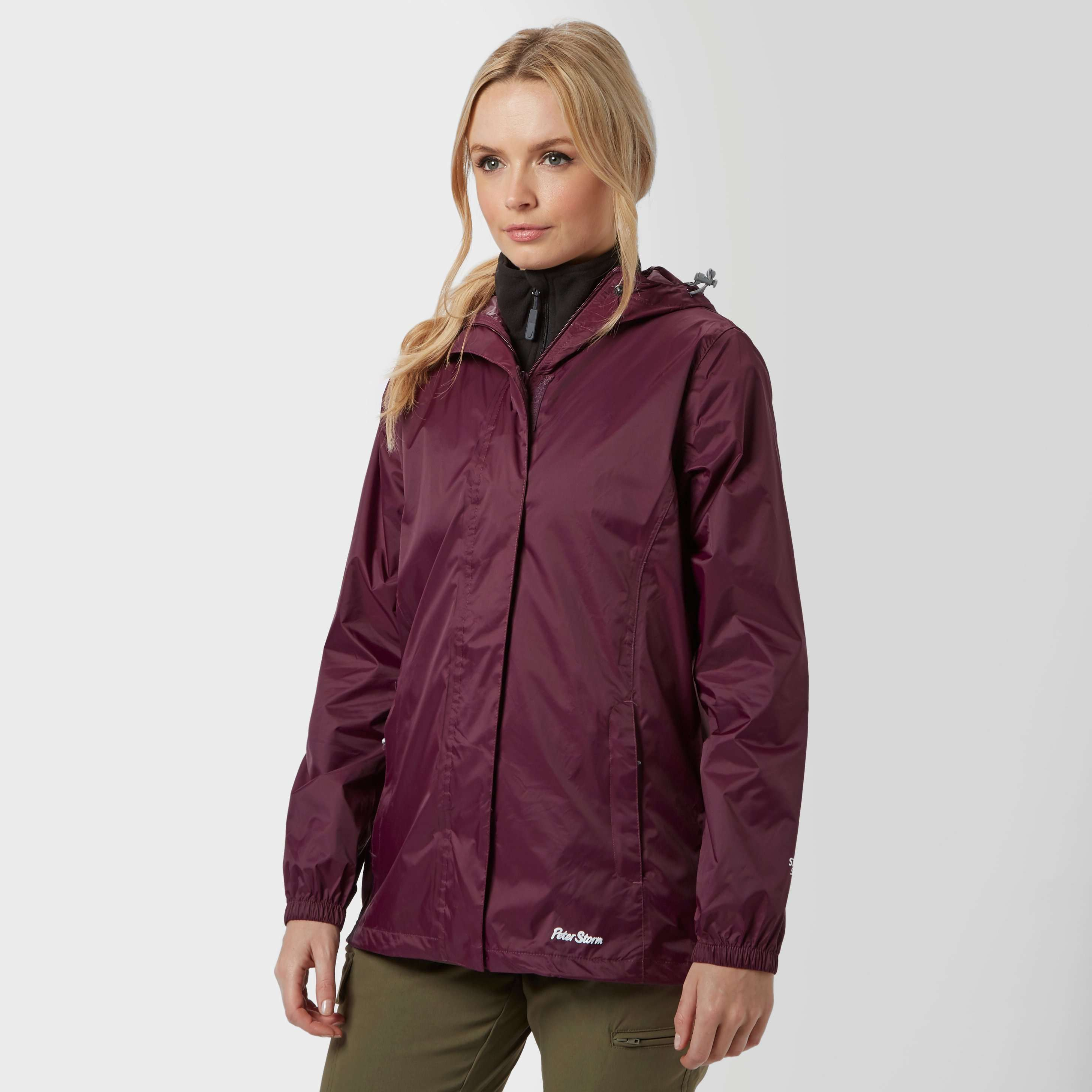 PETER STORM Women's Packable Hooded Jacket