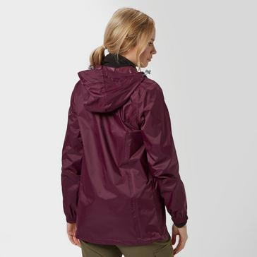 Plum Peter Storm Women's Packable Hooded Jacket