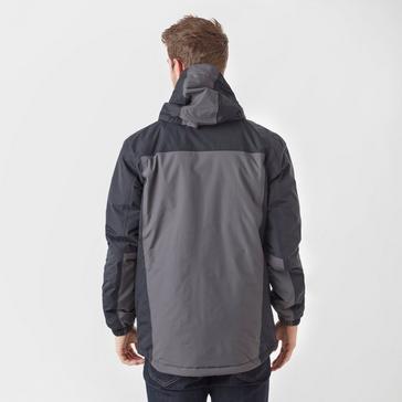 Grey|Grey Peter Storm Men's Insulated Pennine Jacket