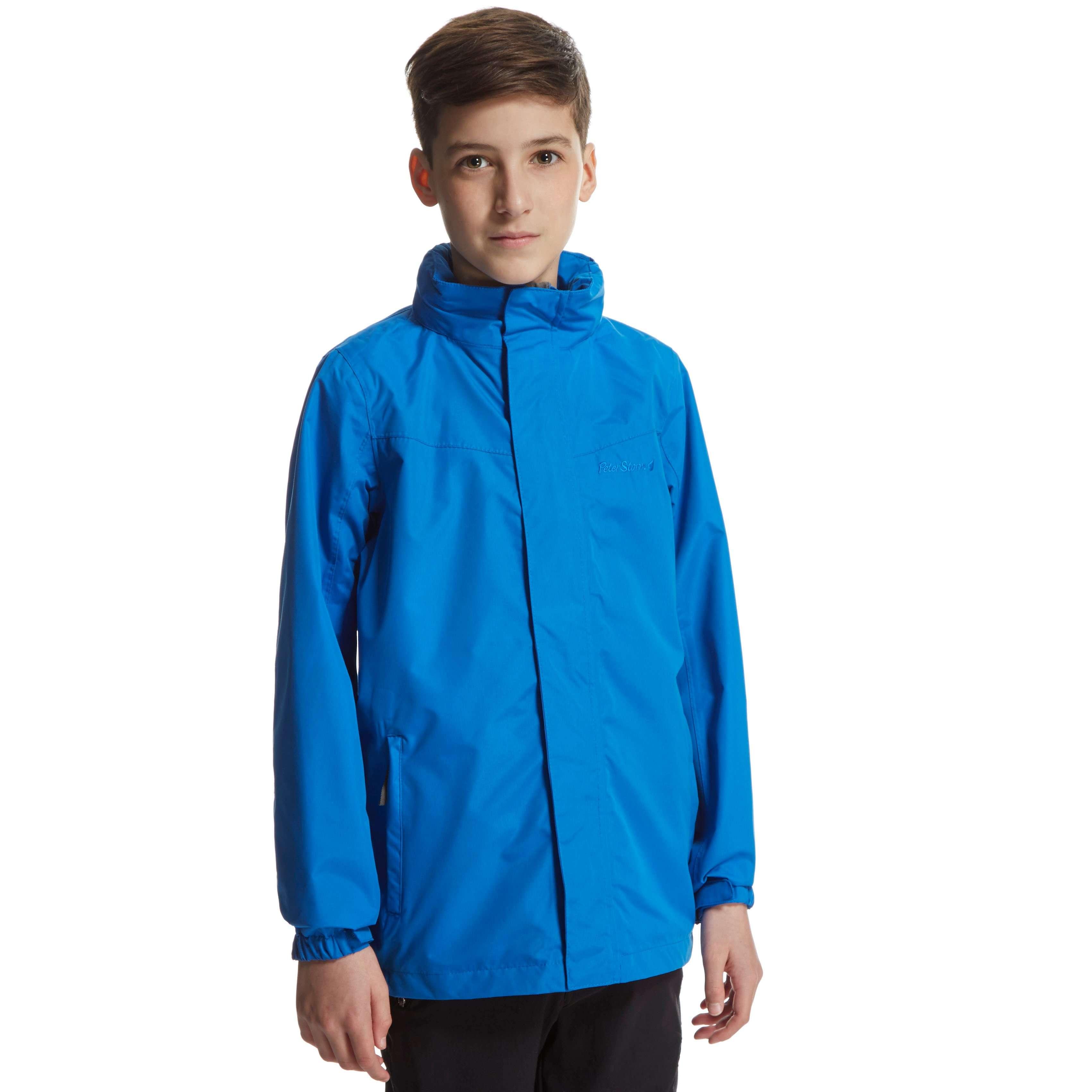 PETER STORM Boys' Peter II Waterproof Jacket