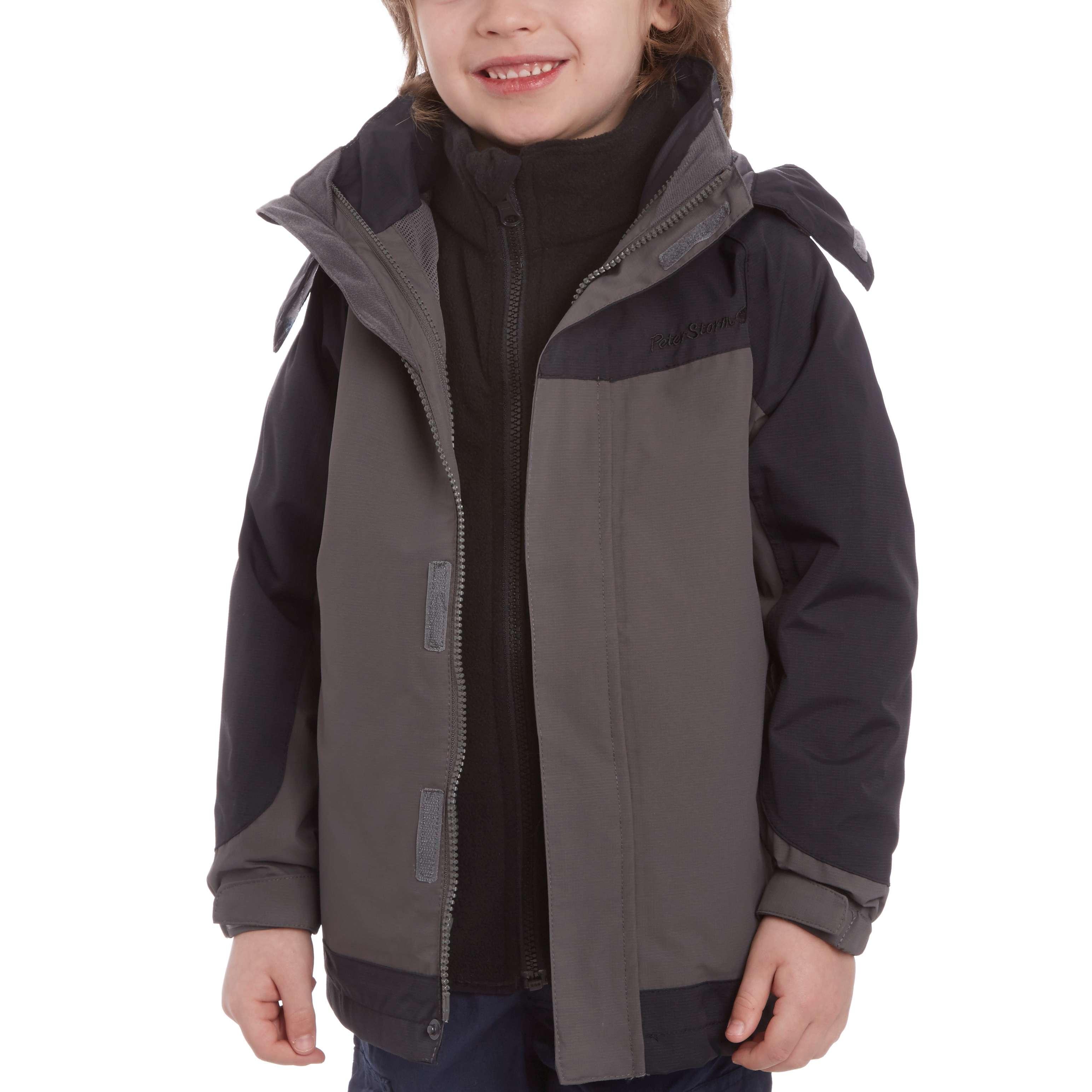 PETER STORM Boys' 3 in 1 Jacket