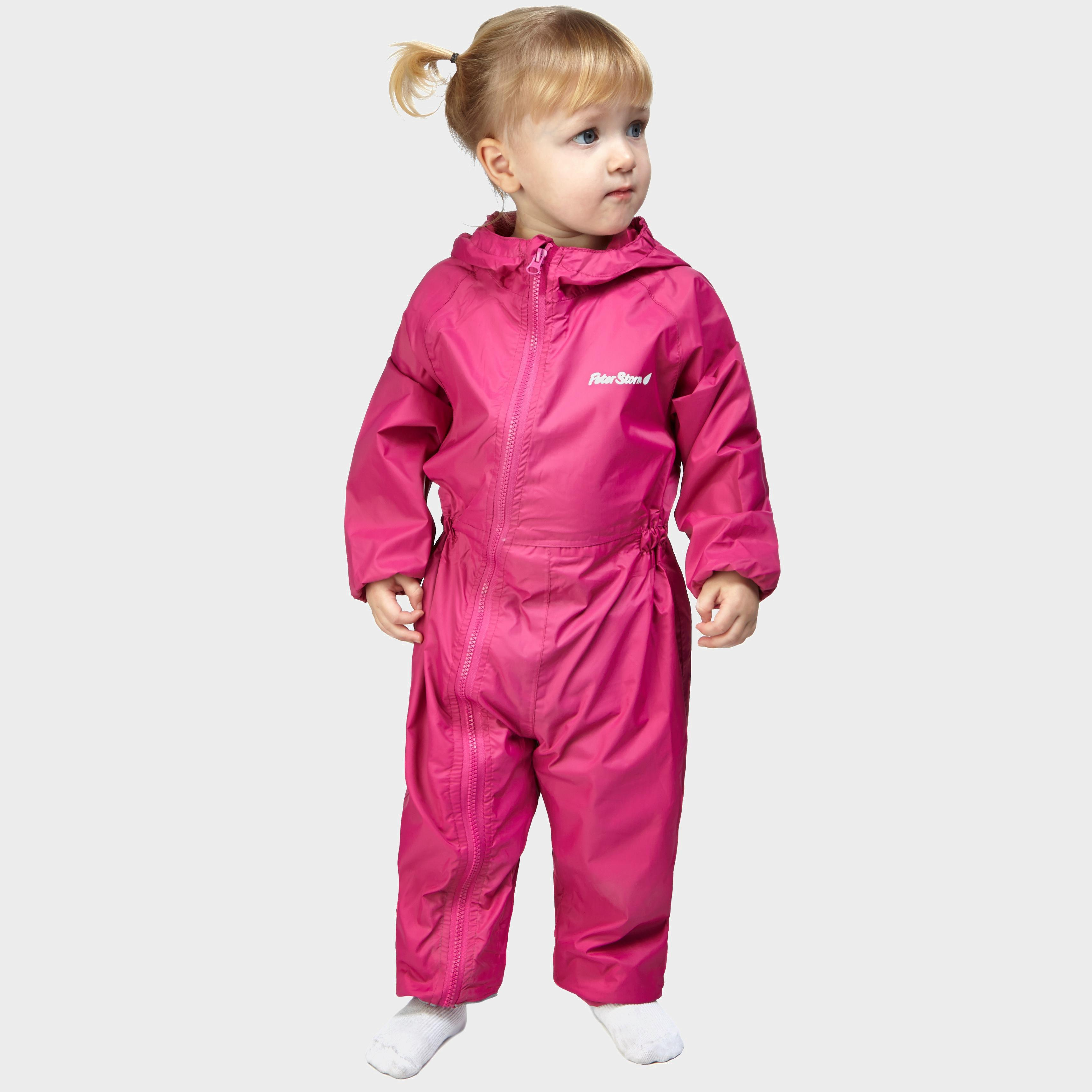 View all kids clothing Be prepared for any weather condition with our massive selection of kids waterproofs. We have everything you need to keep the rain out and the warm in. We also have a huge adult waterproof jackets collection from some of the best brands in outdoors.